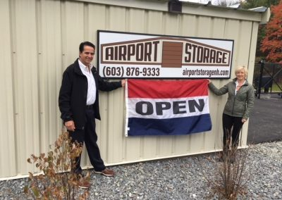 Keene Airport Storage Units